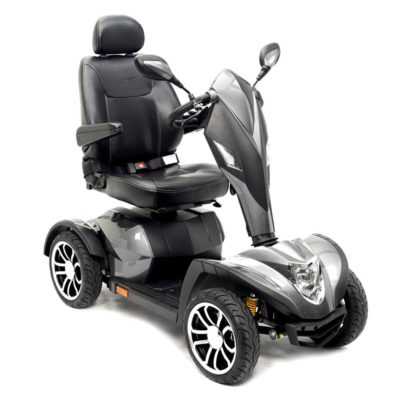 Drive Cobra 8MPH Mobility Scooter Silver Grey