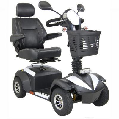 Drive Envoy 8 Mobility Scooter 8MPH White
