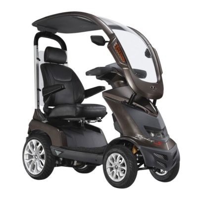 Drive Royale 4 Sport 8MPH Mobility Scooter Front