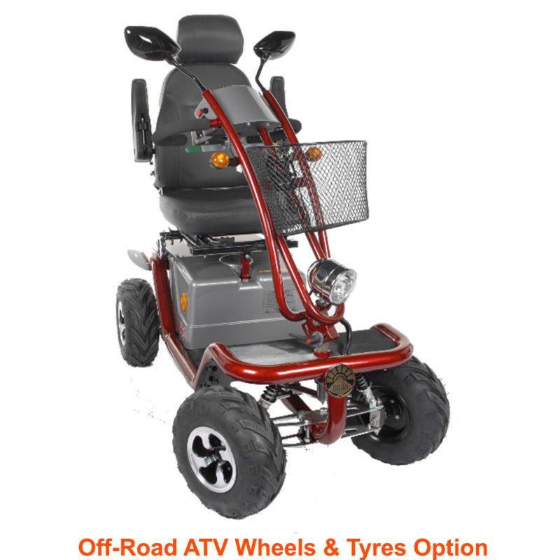 Horizon, Aztec 2 Mobility Scooter