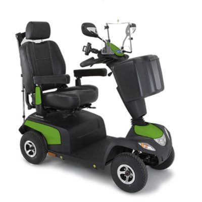 Invacare Orion Pro 8MPH Mobility Scooter Green