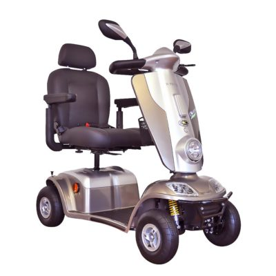 Kymco Midi XLS Mobility Scooter 8mph Champagne