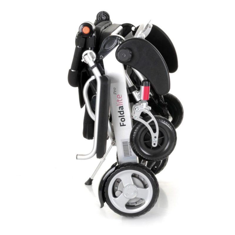 MH, Foldalite Pro Electric Wheelchair