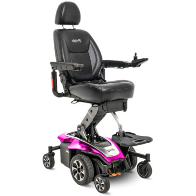 Pride Jazzy Air 2 Electric Wheelchair Powerchair Main