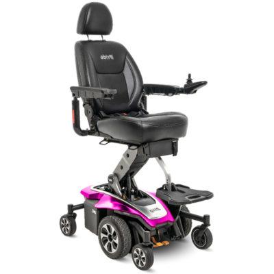 Pride Jazzy Air 2 Electric Wheelchair Powerchair Main
