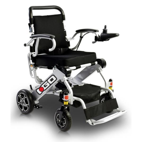 Pride, i-Go Electric Wheelchair