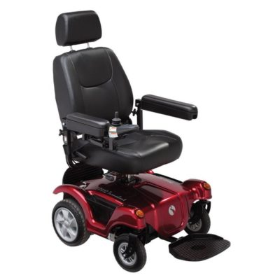 Rascal 312 Turnabout Electric Wheelchair Powerchair