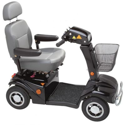 Rascal 388XL Mobility Scooter 6mph Black