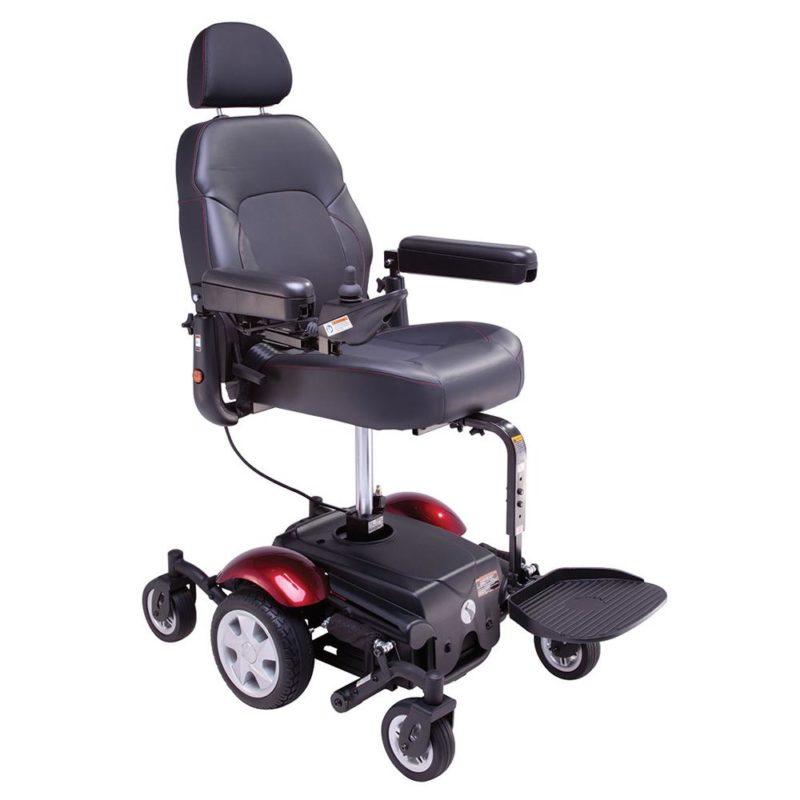Rascal, P327 Mini Electric Wheelchair
