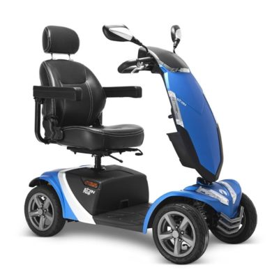 Rascal Vecta Sport Mobility Scooter 8MPH Blue