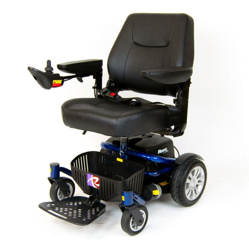 Roma, Reno Elite Electric Wheelchair