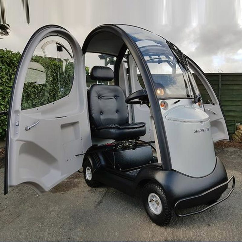Shoprider, Traveso Mobility Scooter