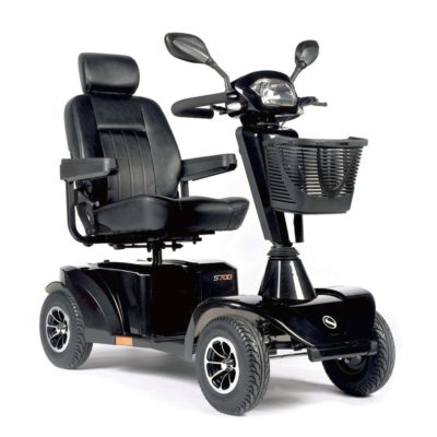 Sunrise Sterling S700 Mobility Scooter 8mph Black