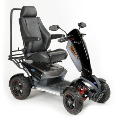 TGA Vita X 8MPH Mobility Scooter Front