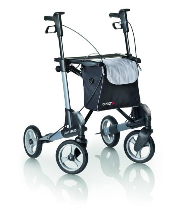 Troja, 4 Wheel Walker