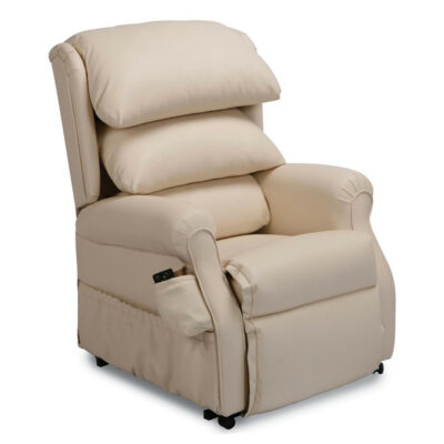Camelot Tintagel Cream Brisa Reclining Chair Main