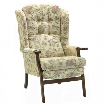 Royams Windsor Floral Chair Main