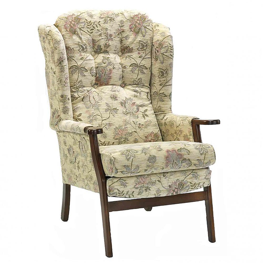 Royams Windsor Floral Chair Main