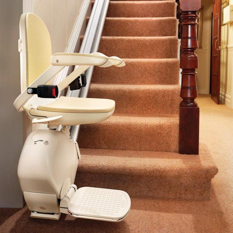 Brooks, Slimline Stairlift