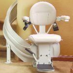 Bruno, Curved Stairlift