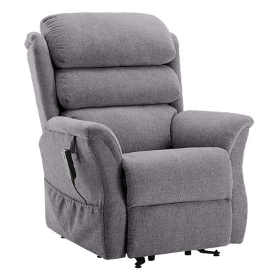 Cosi Chair Hamble Lille Charcoal Reclining Chair Main