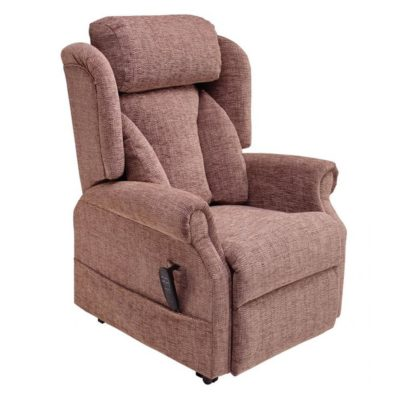 Cosi Chair Jubilee Lateral Back Kilburn Cocoa
