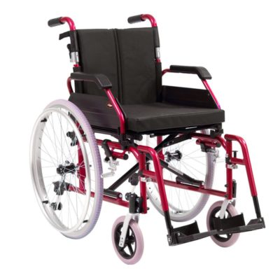 Drive XS Self Propel Wheelchair Red