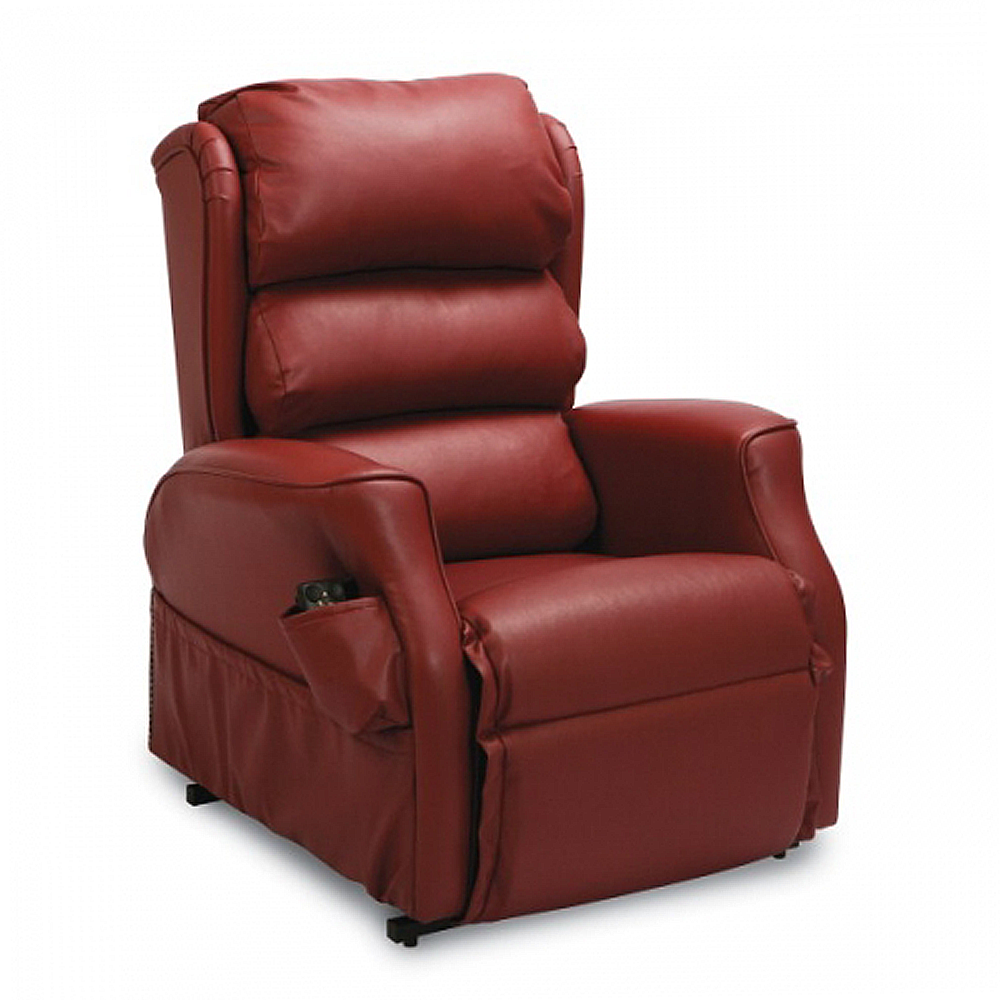 Camelot Guinevere Red Wine Brisa Reclining Chair
