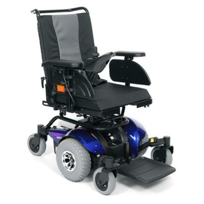 Invacare Pronto M41 Electric Wheelchair Powerchair Blue Main