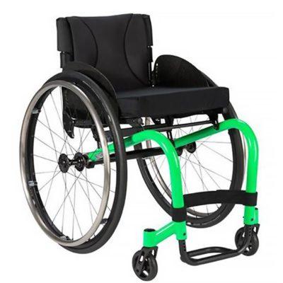 Küschall K-Series Active User Wheelchair Mint Green