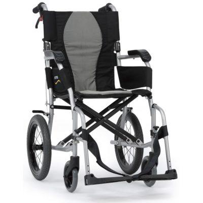 Karma Ergolite 2 Transit Wheelchair Front