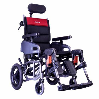 Karma VIP2 Transit Passive Wheelchair Main