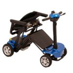 KR, Globe Trotter Mobility Scooter