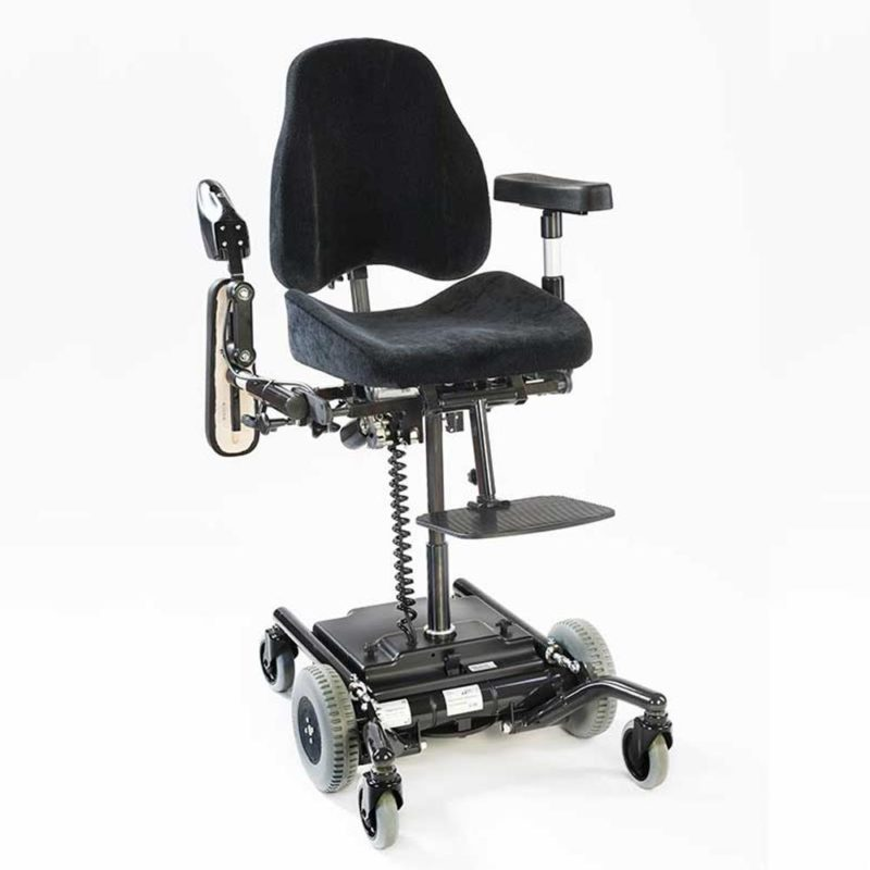 M-Medic, Real 6100 Plus Electric Wheelchair
