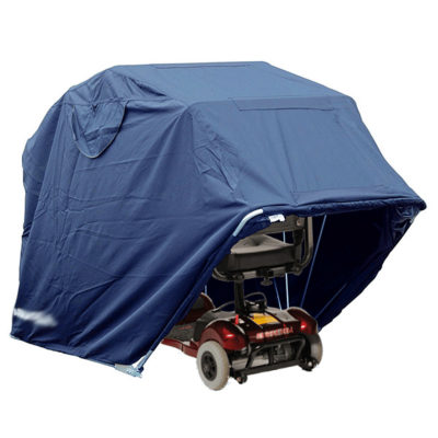 Mobility Scooter Shelter 1