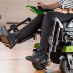 Otto Bock Juvo Electric Wheelchair