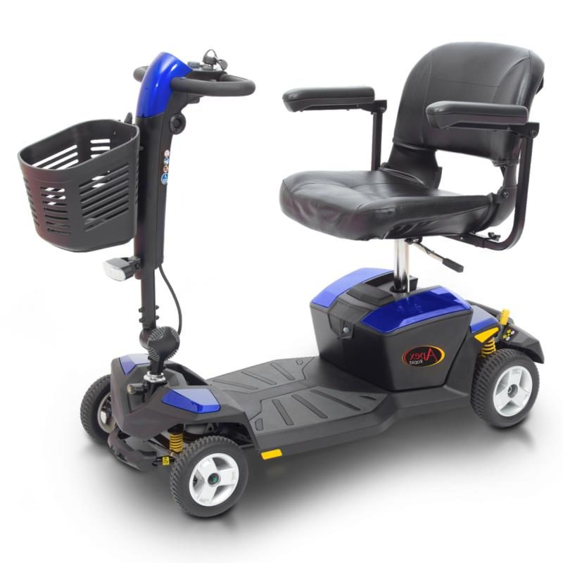 Pride, Apex Rapid Mobility Scooter
