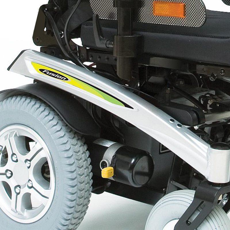 Pride, Fusion Electric Wheelchair