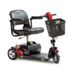 Pride, Go Go Elite Traveller Plus 3 Mobility Scooter