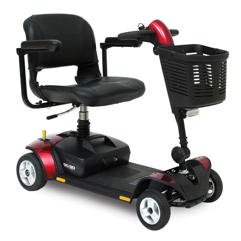 Pride, Go Go Elite Traveller LX Mobility Scooter