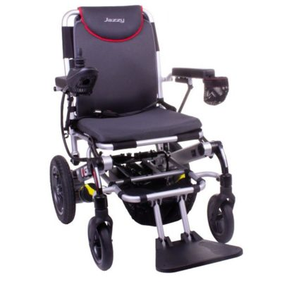 Pride i-Go+ Folding Electric Wheelchair Powerchair
