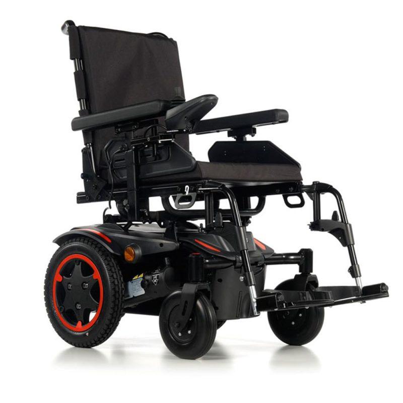 Sunrise Q100R Electric Wheelchair