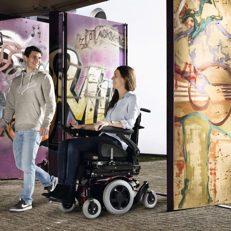 Sunrise, Salsa M2 Mini Electric Wheelchair