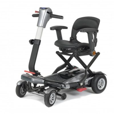 TGA Minimo Autofold Folding Scooter Front
