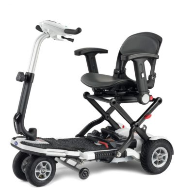 TGA Minimo plus 3 folding scooter white