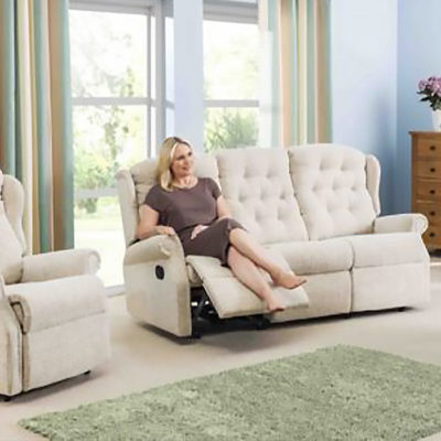 The Westbury 3 seat recliner