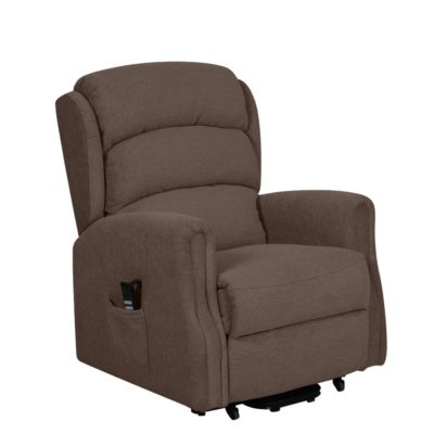 Z-Tec Wilmslow Chocolate Reclining Chair