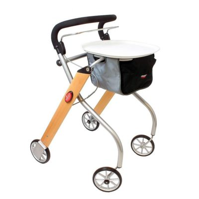 lets go indoor rollator unfolded