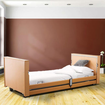 Drive Casa Med Classic FS Homecare Bed Main LH