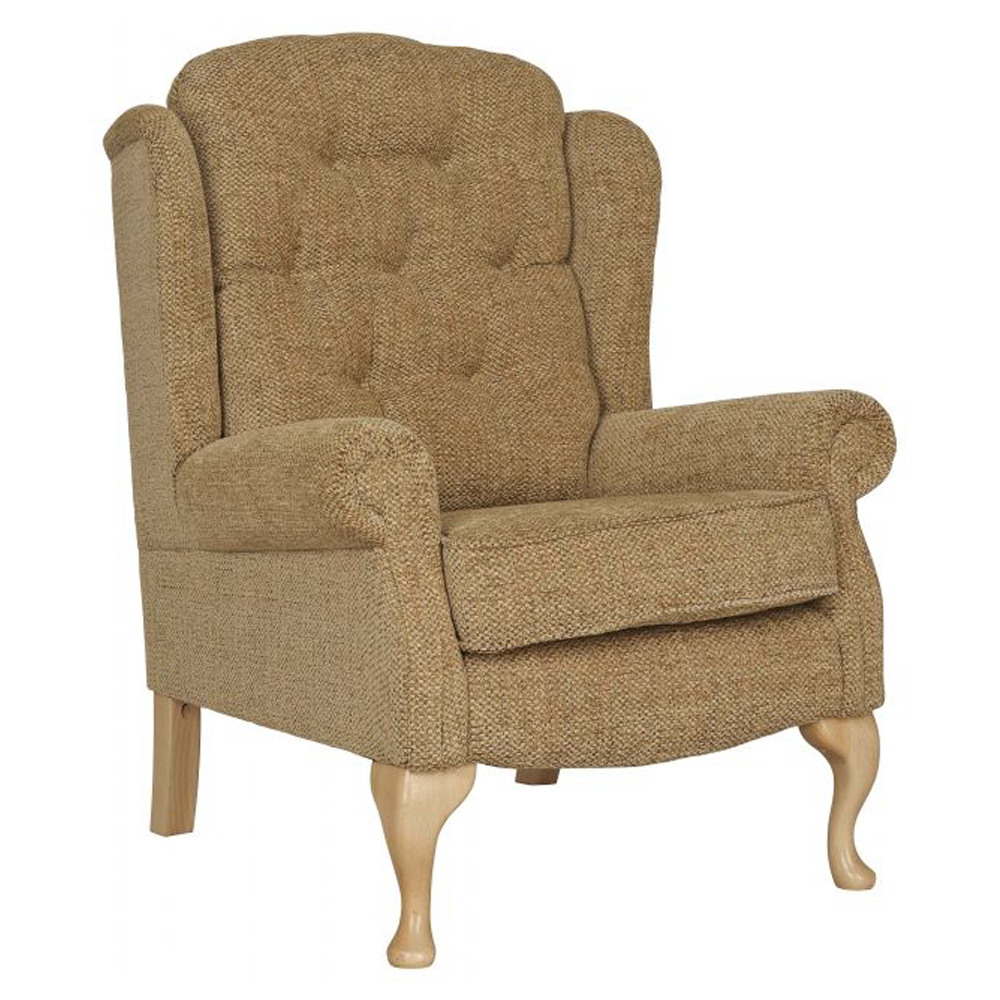 Celebrity Woburn Oatmeal Fireside Chair
